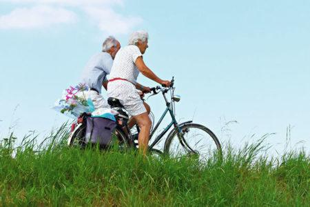Sportlich fit bis ins hohe Alter